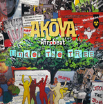 AKOYA AFROBEAT - Under The Tree (Front Cover)