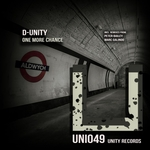 D-UNITY - One More Chance (Front Cover)
