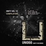 VARIOUS - Unity Vol 13 Compilation (Front Cover)