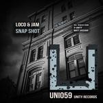 LOCO/JAM - Snap Shot Remixes (Front Cover)