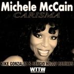 MICHELE MCCAIN - Carisma (Remixes Pt 1) (Front Cover)