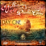 VARIOUS - Gathering At Pirate Cove Compiled By Long John Silver (Front Cover)