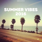 VARIOUS - Summer Vibes 2016 (Front Cover)