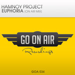 HAMNOY PROJECT - Euphoria (Front Cover)