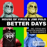 HOUSE OF VIRUS/JIMI POLO - Better Days (Front Cover)