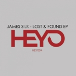 JAMES SILK - Lost & Found EP (Front Cover)