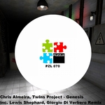 TWINS PROJECT/CHRIS ALMEIRA - Genesis (Front Cover)