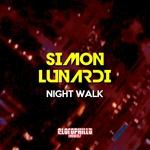 SIMON LUNARDI - Night Walk (Front Cover)