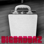 BIGBADBAZ - Cut And Paste (Front Cover)