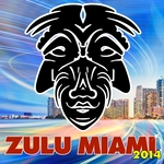 VARIOUS - Zulu Miami 2014 (Front Cover)