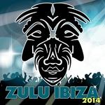 VARIOUS - Zulu Ibiza 2014 (Front Cover)