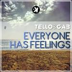 GAB/TELLO - Everyone Has Feelings (Front Cover)