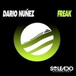 DARIO NUANEZ - Freak (Front Cover)