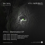 BEN TECHY - Domination EP (Front Cover)