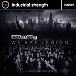 AMBASSADOR21 - We Are Legion (Front Cover)