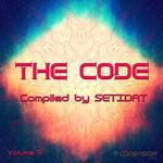 VARIOUS/DJ SETIDAT - The Code Volume 3/Compiled By DJ Setidat (Front Cover)