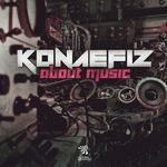 KONAEFIZ - About Music (Front Cover)