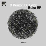 DJ LEXX/D PUNXX - Buka EP (Front Cover)