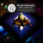 HIROSHI WATANABE - Multiverse EP (Digital Version) (Front Cover)