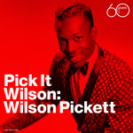 WILSON PICKETT - Pick It Wilson (Front Cover)