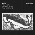 ARASHI feat AKIRA SAKATA/JOHAN BERTHLING/PAAL NILSSEN-LOVE - Semikujira (Front Cover)
