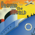 VARIOUS - Capitol Sings Around The World: Far Away Places (Front Cover)
