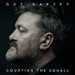 GUY GARVEY - Courting The Squall (Front Cover)