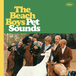 THE BEACH BOYS - Wouldnat It Be Nice (Live At Michigan State University/1966) (Front Cover)