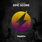 SOUL PLAYER - Epic Score (Front Cover)