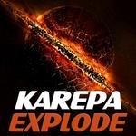 KAREPA - Explode (Front Cover)