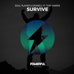 SOUL PLAYER - Survive (Front Cover)