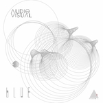 AUDIO VISUAL - Blue (Front Cover)