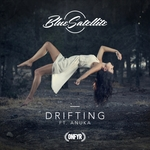BLUE SATELLITE - Drifting (Front Cover)