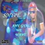 SNYPE - Any Gyal We Want (Front Cover)