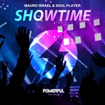 MAURO ISRAEL - Showtime (Front Cover)