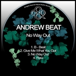 ANDREW BEAT - No Way Out (Front Cover)