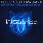 FEEL/ALEXANDRA BADOI - Did We Feel (Front Cover)
