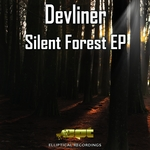 DEVLINER - Silent Forest EP (Front Cover)