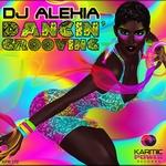 DJ ALEXIA - Dancin' Groovin (Front Cover)