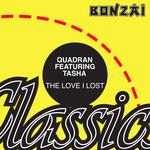 QUADRAN feat TASHA - The Love I Lost (Front Cover)