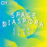 OY - Space Diaspora (Front Cover)