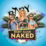 BABY ALICE - Naked (Front Cover)