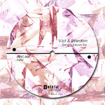 VICT/EVERDOM - Sangre Escuro EP (Front Cover)