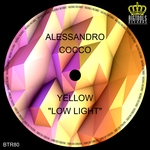 ALESSANDRO COCCO - Yellow 'Low Light' (Front Cover)