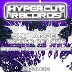 SKY ANGEL - World Of Love (Front Cover)