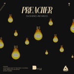 DUOSCIENCE/MSDOS - Preacher EP (Front Cover)