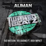 ALIMAN - Bad Mission (Front Cover)