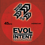 EVOL INTENT - Grey Matter (Front Cover)