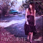 DANNY DARKO feat JOVA RADEVSKA - My Favourite (Remixes Part 2) (Front Cover)