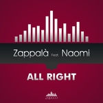 ZAPPALA - All Right (feat Naomi) (Front Cover)